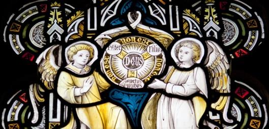 Bouclier de la Très-Sainte Trinité